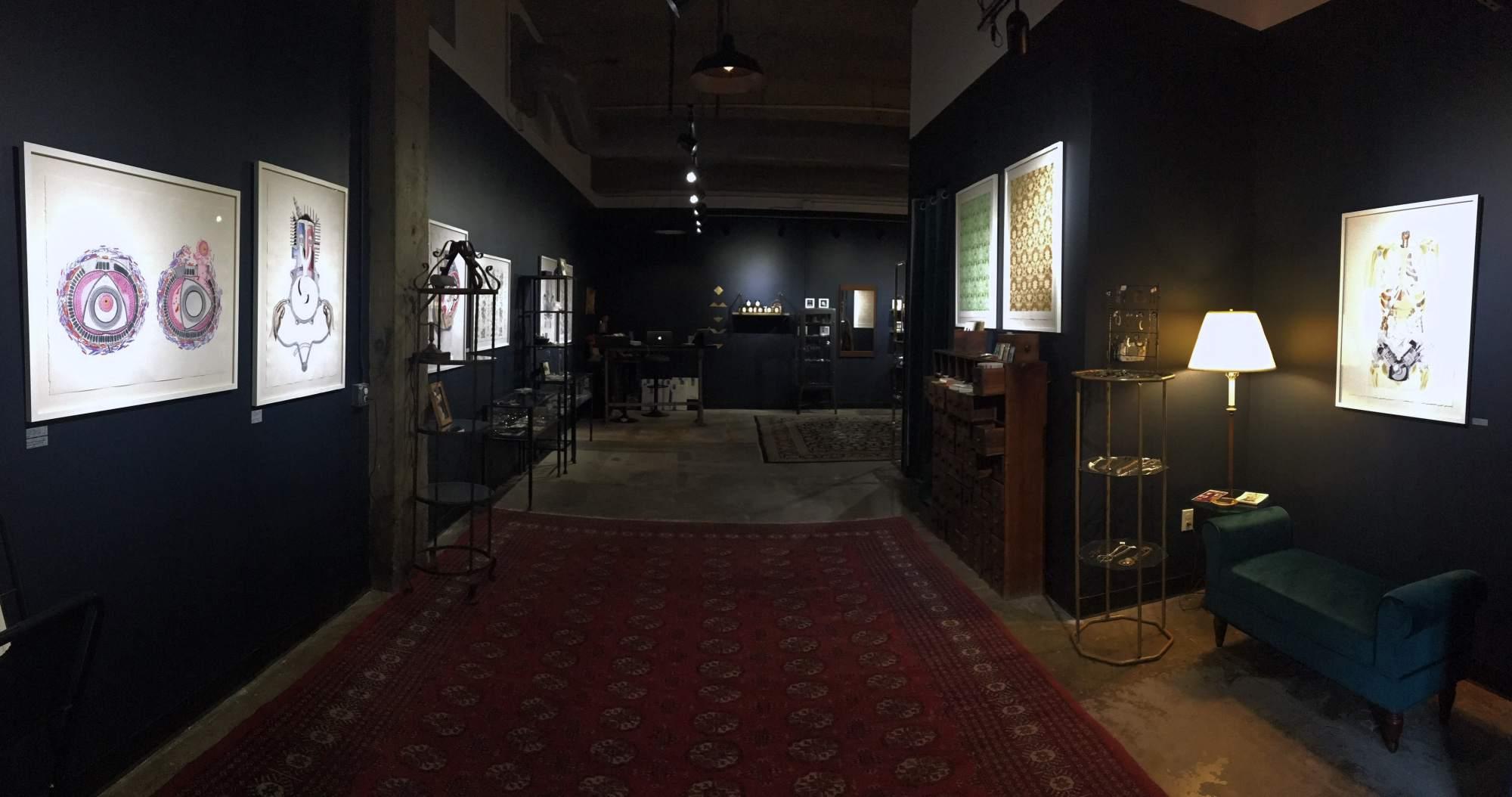 Ghost Gallery Seattle