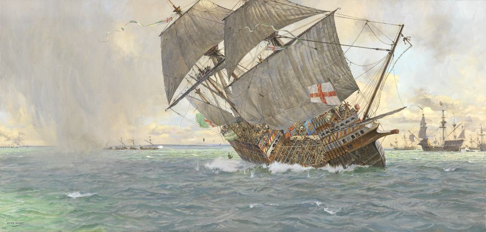 The Mary Rose Imagined