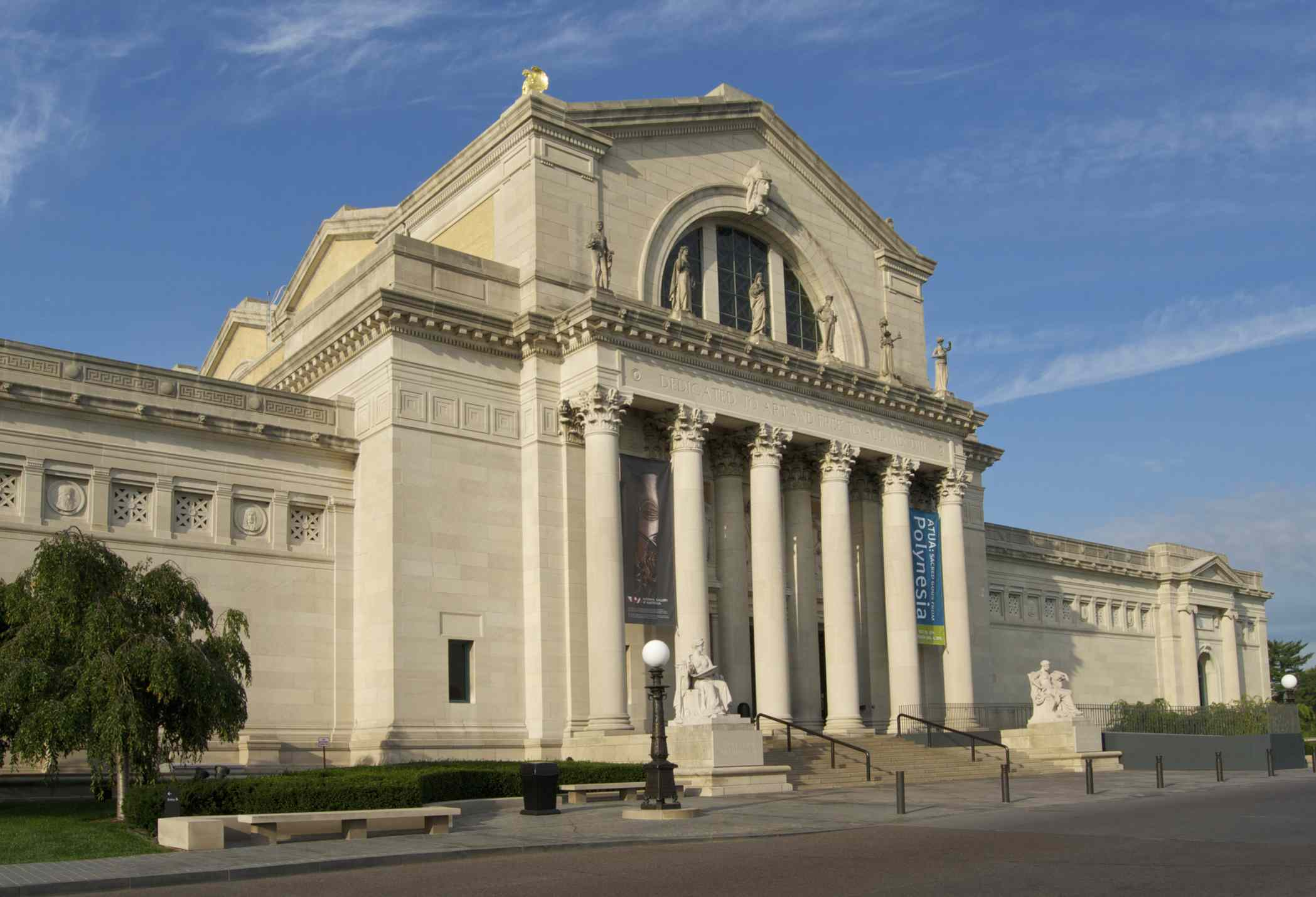 St. Louis Art Museum en Forest Park