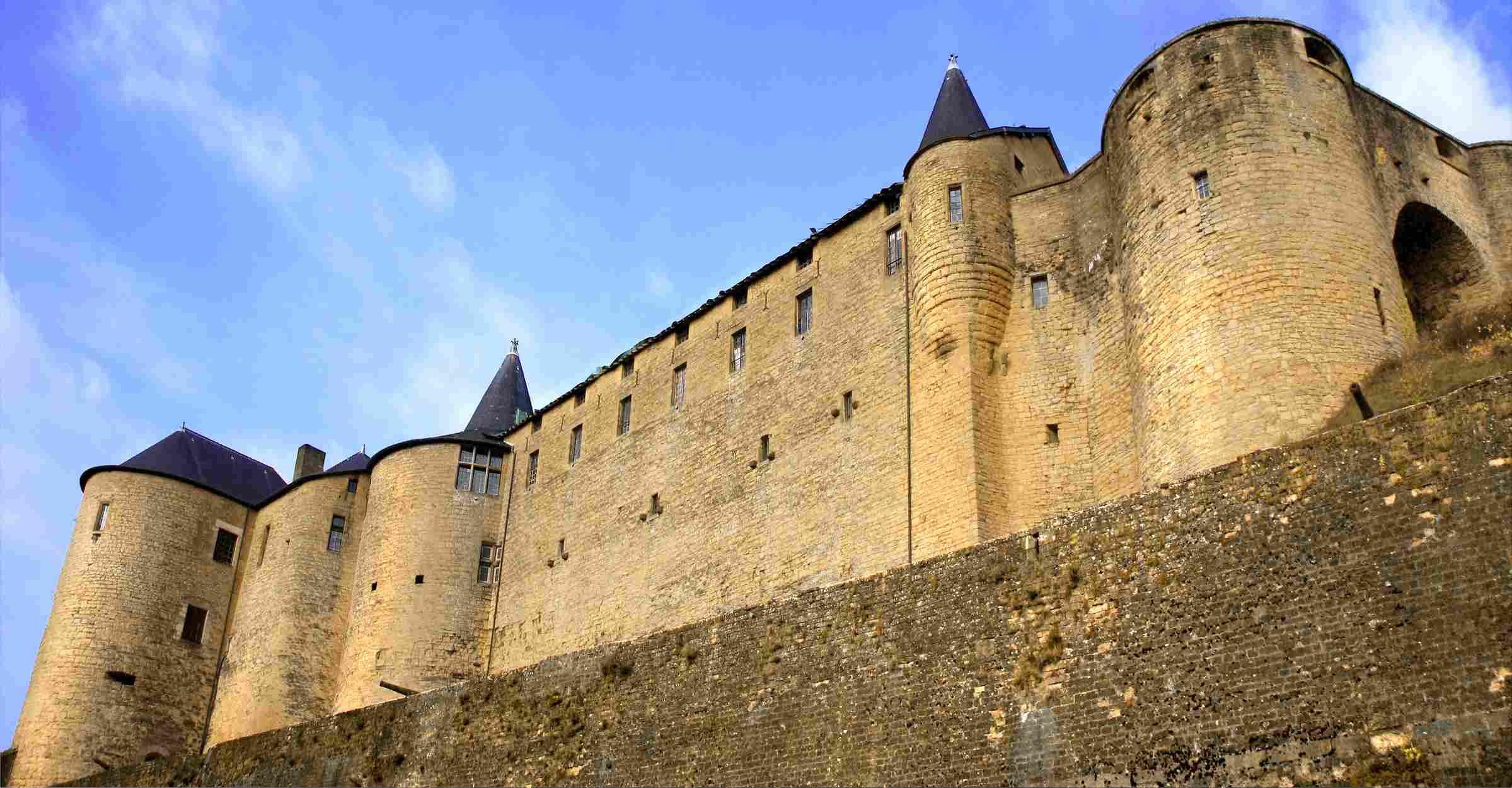Sedan is the largest castle in Europe