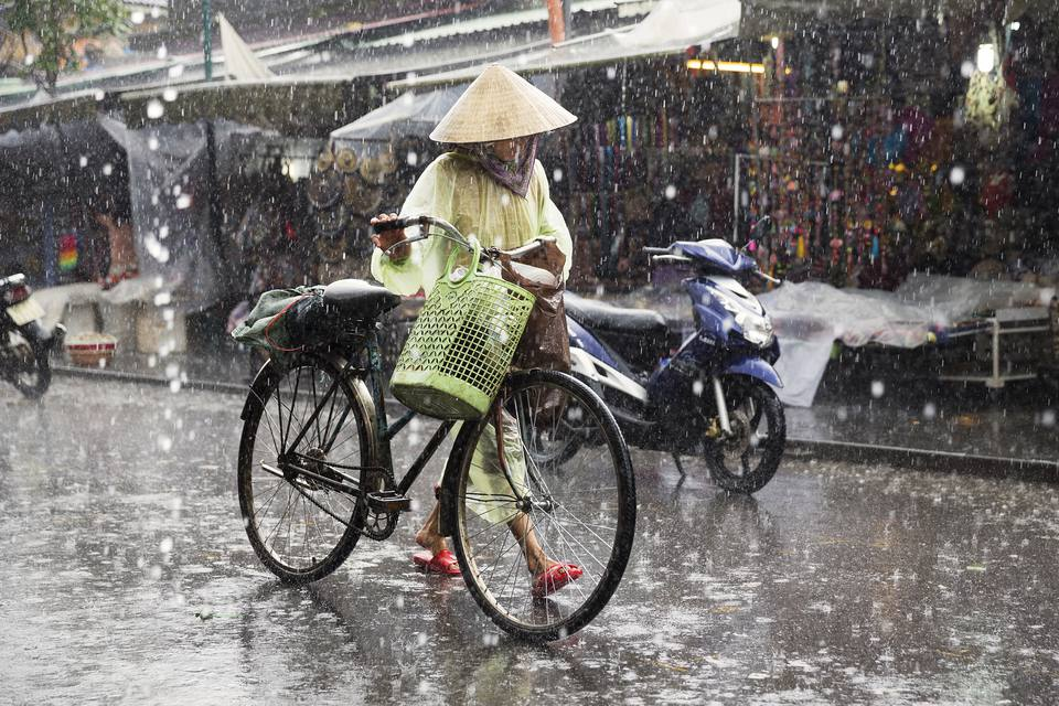 Monsoon Season in Vietnam