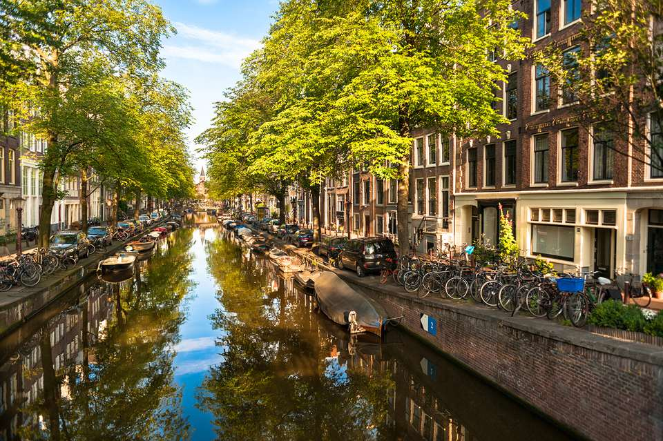 Is Amsterdam In The Netherlands Or Holland