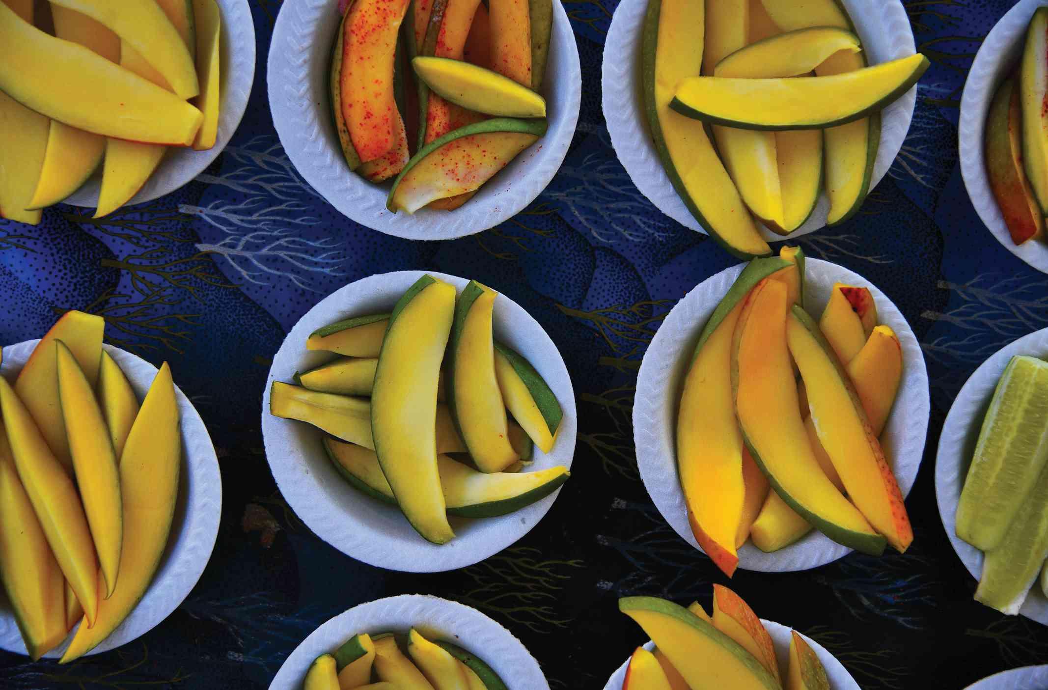 Mangos en la India
