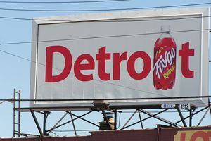 Detroit is home to Faygo