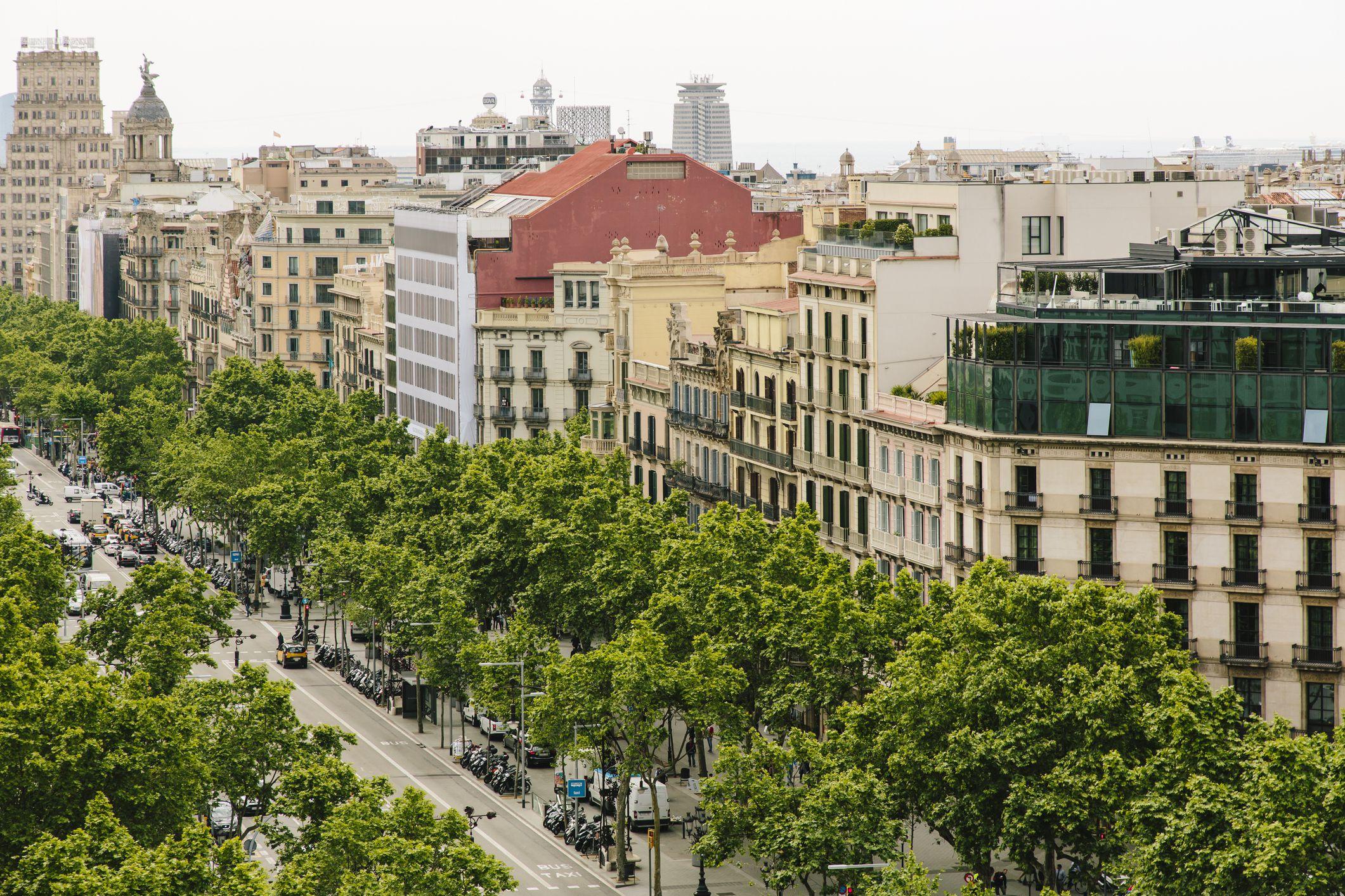 June in Barcelona