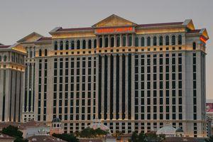 Caesar's Palace exterior