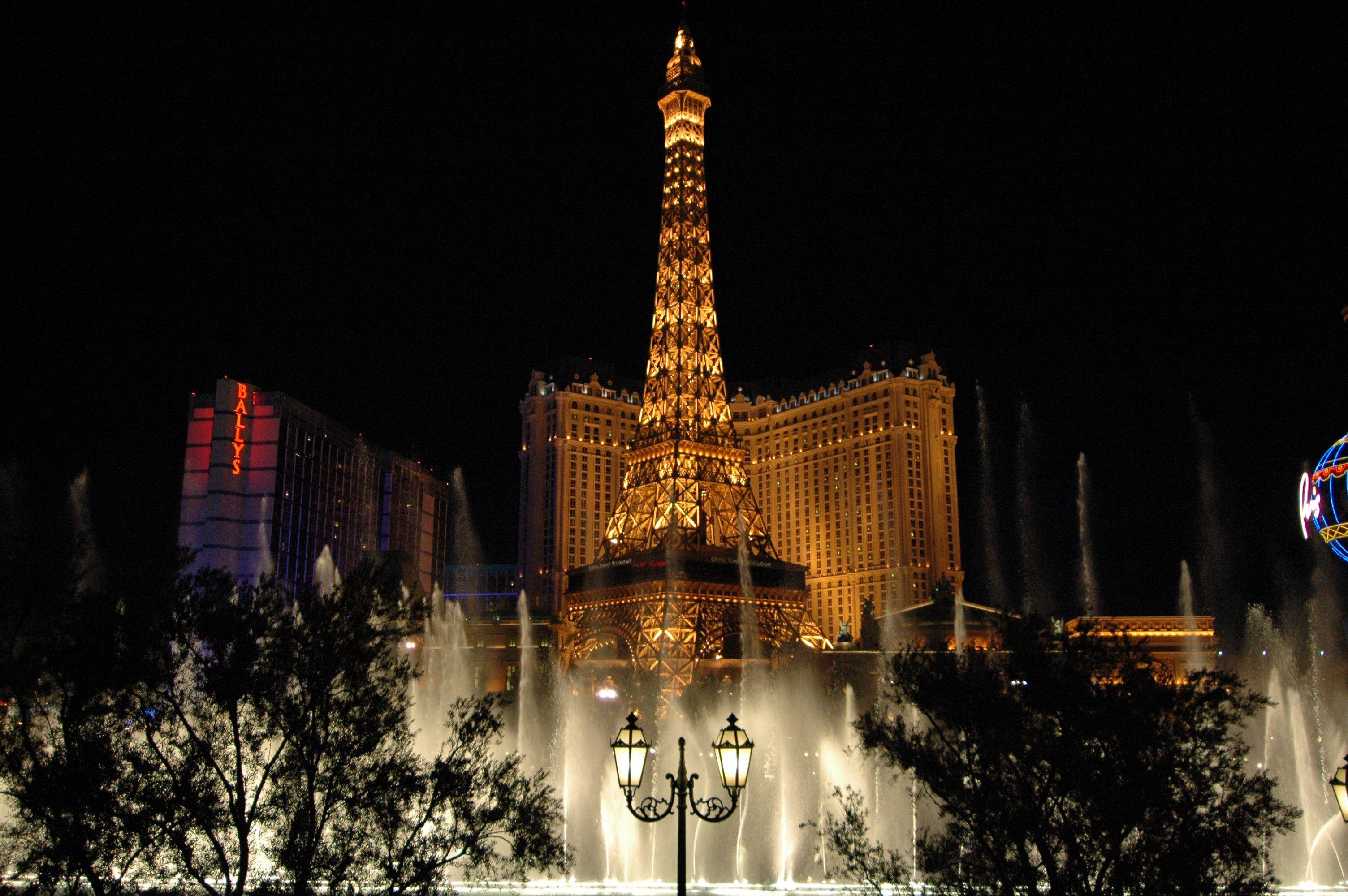 Torre Eiffel Las Vegas
