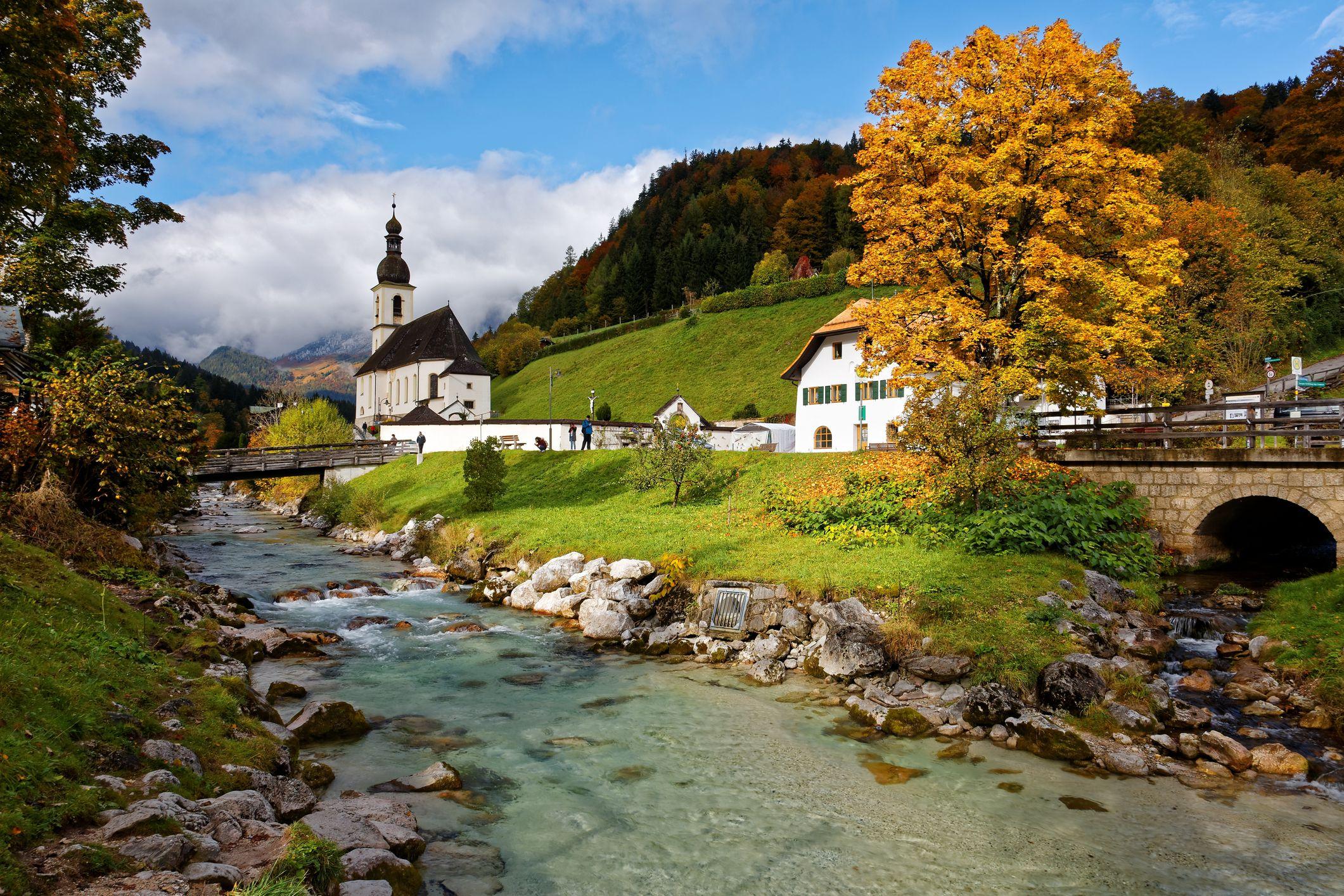 The Visit German Stream