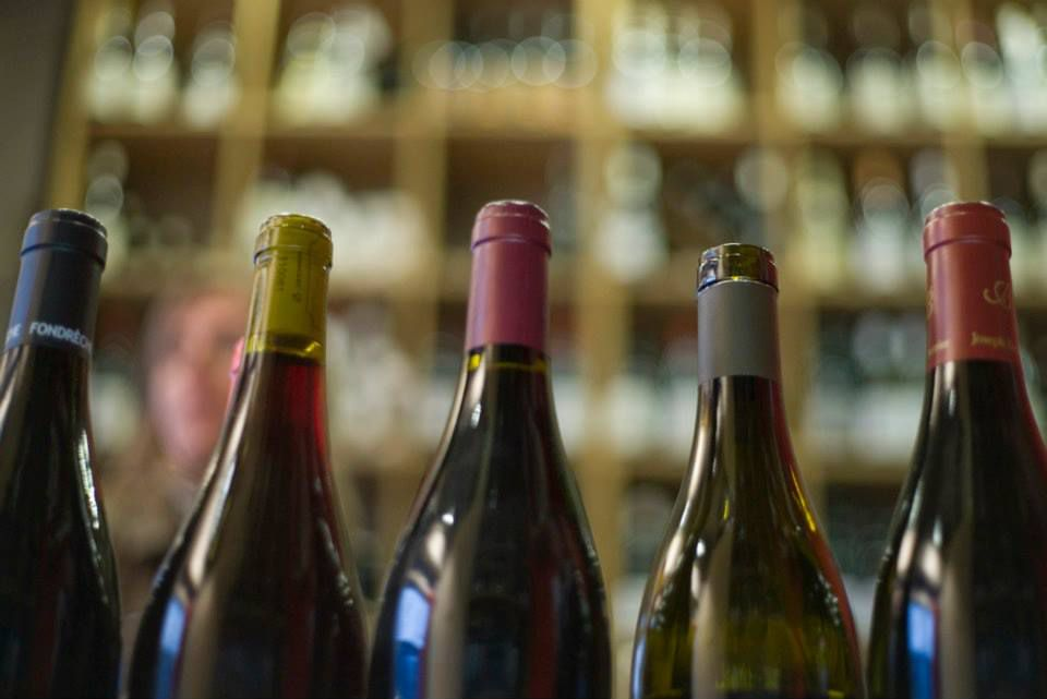 The Cave du Miroir is a much-coveted wine bar in Paris, near Montmartre.
