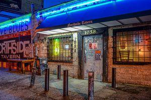 Exterior of Northside tavern in Atlanta