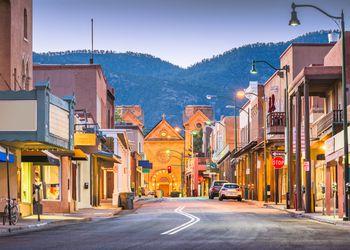 Santa Fe, New Mexico, USA