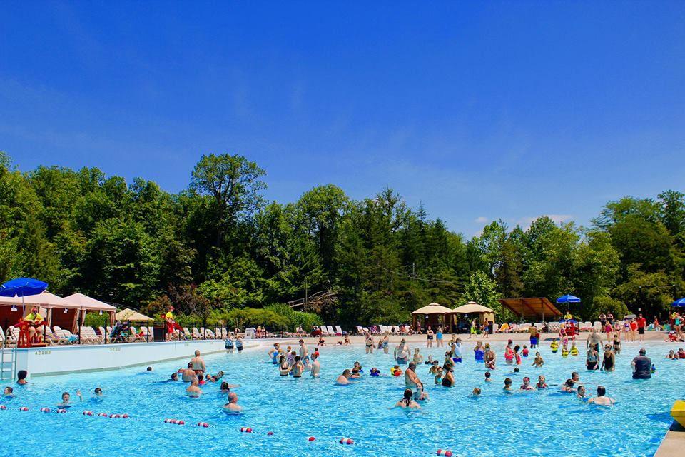 Idlewild's SoakZone water park