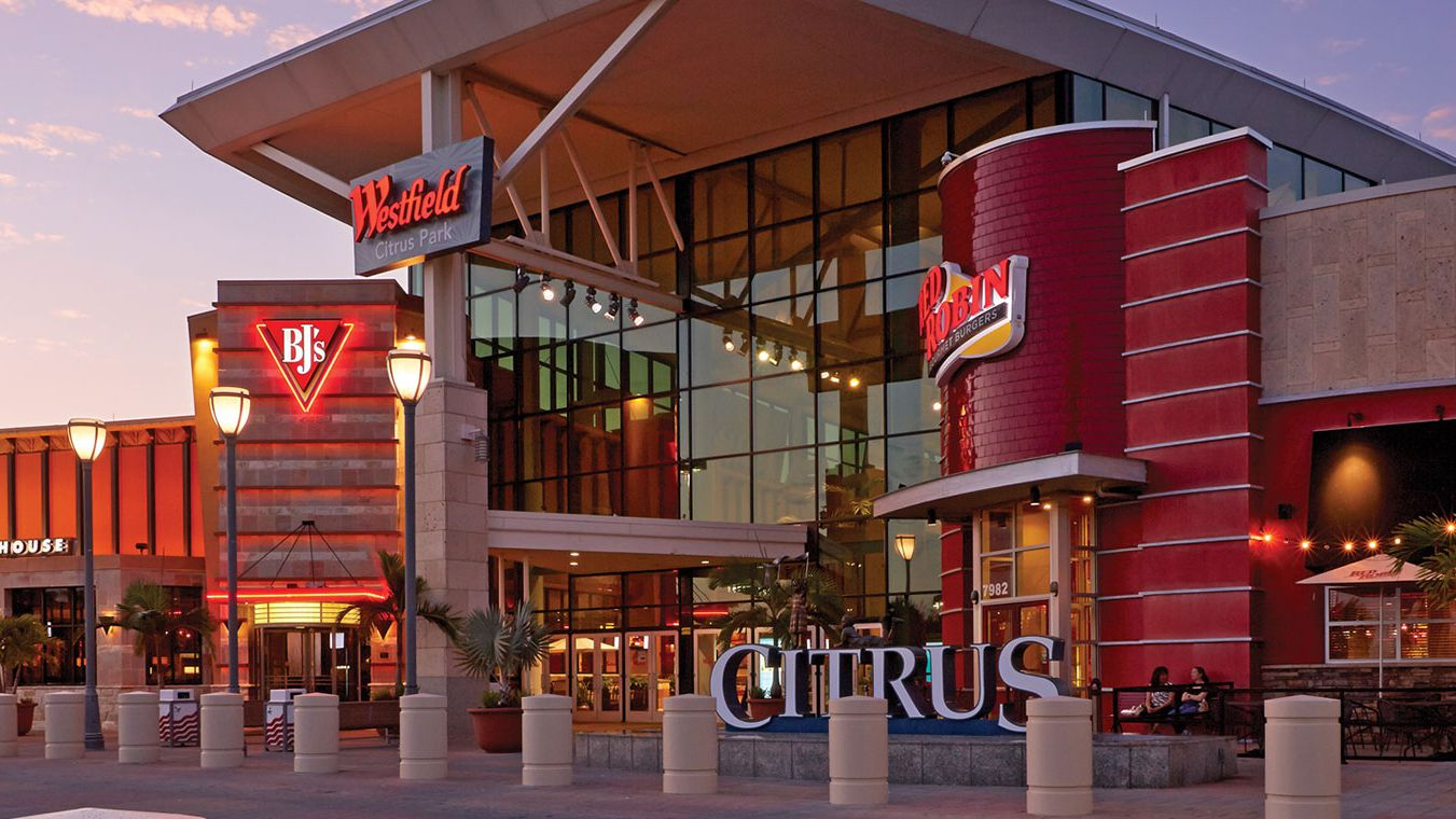 Top 5 Malls In Tampa Bay