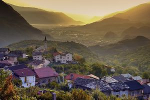 The Valley of Turin Italy