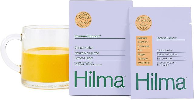 Hilma Natural Immune Support Powder Drink (resized)