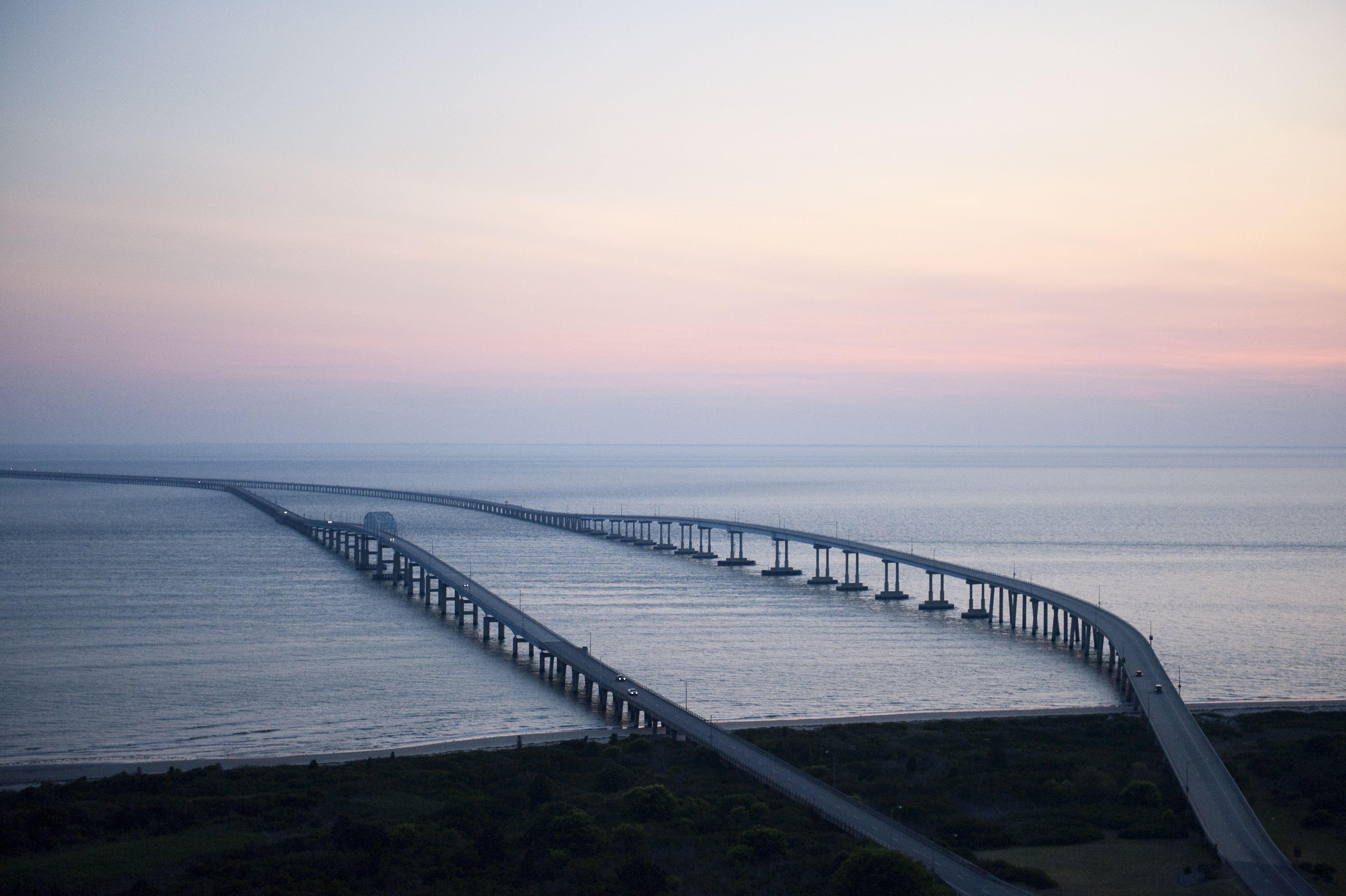 Chesapeake Bay Bridge Tunnel - VA Eastern Shore