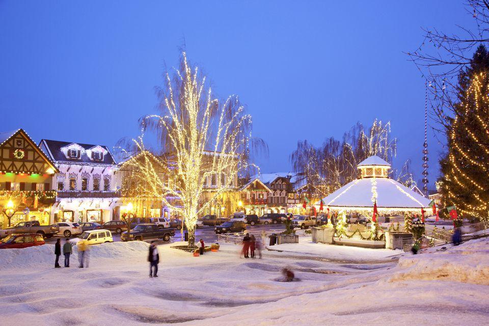 Winter Vacation Destinations In Washington State