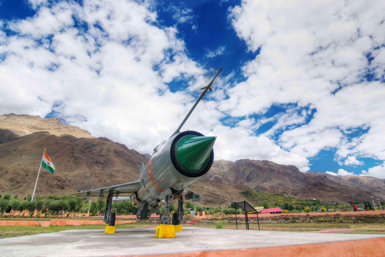 MIG-21 fighter plane, Kargil war, India, Pakistan, 1999, Ladakh