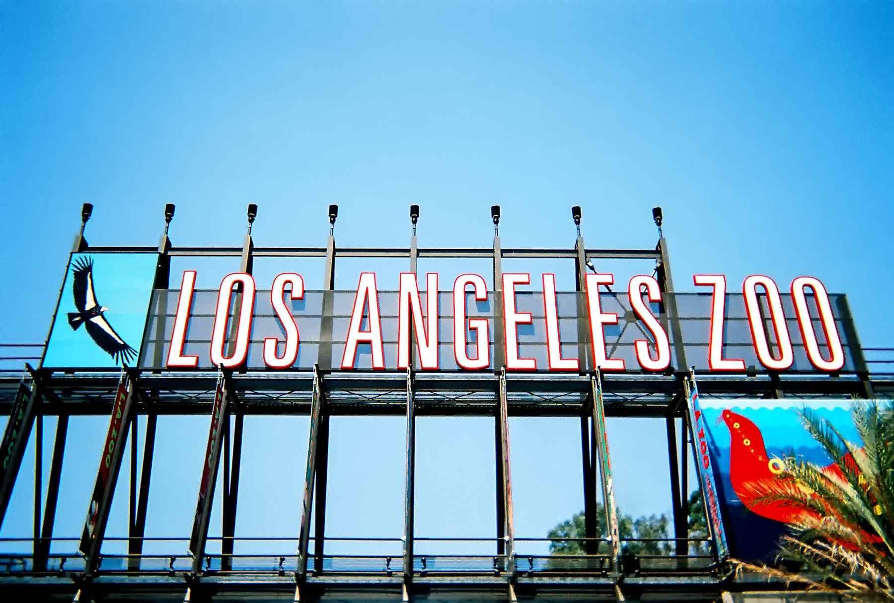 Zoológico de Los Ángeles
