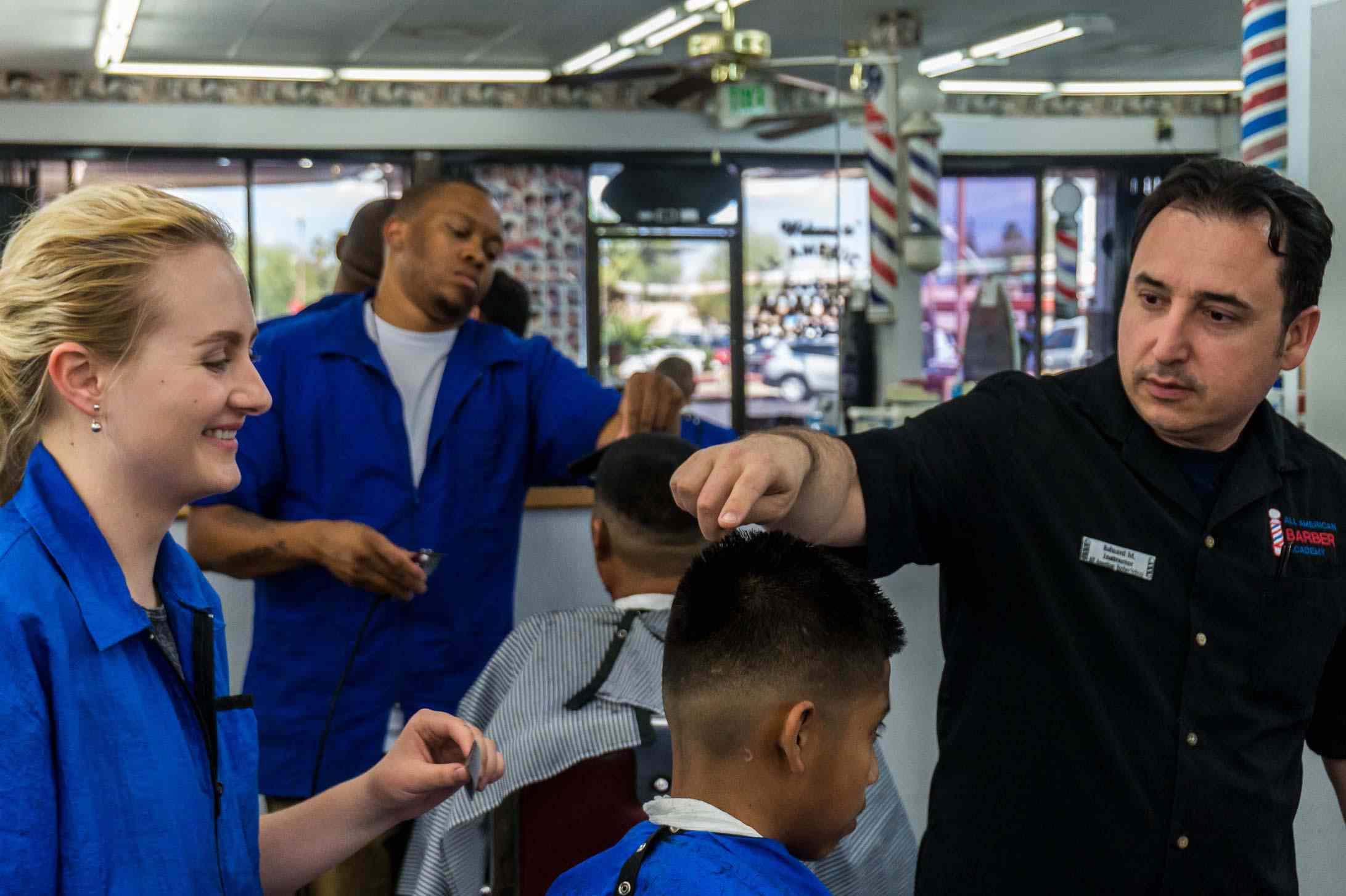 Where to Get a Cheap Haircut in Phoenix, Arizona