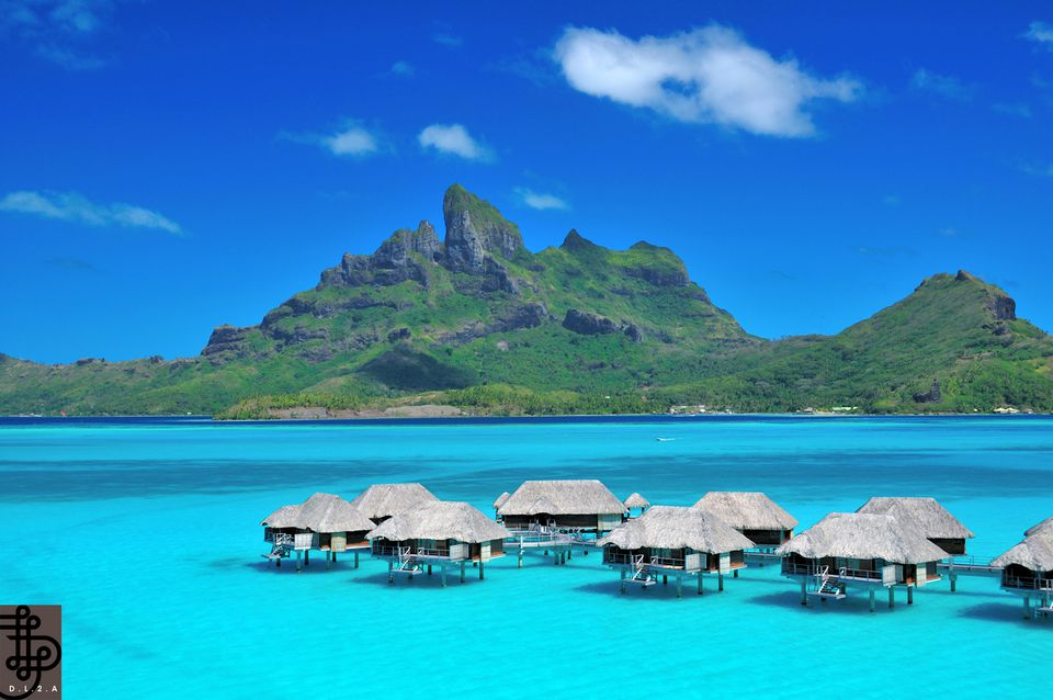 A Guide To The Most Luxurious And Accommodations In French Polynesia