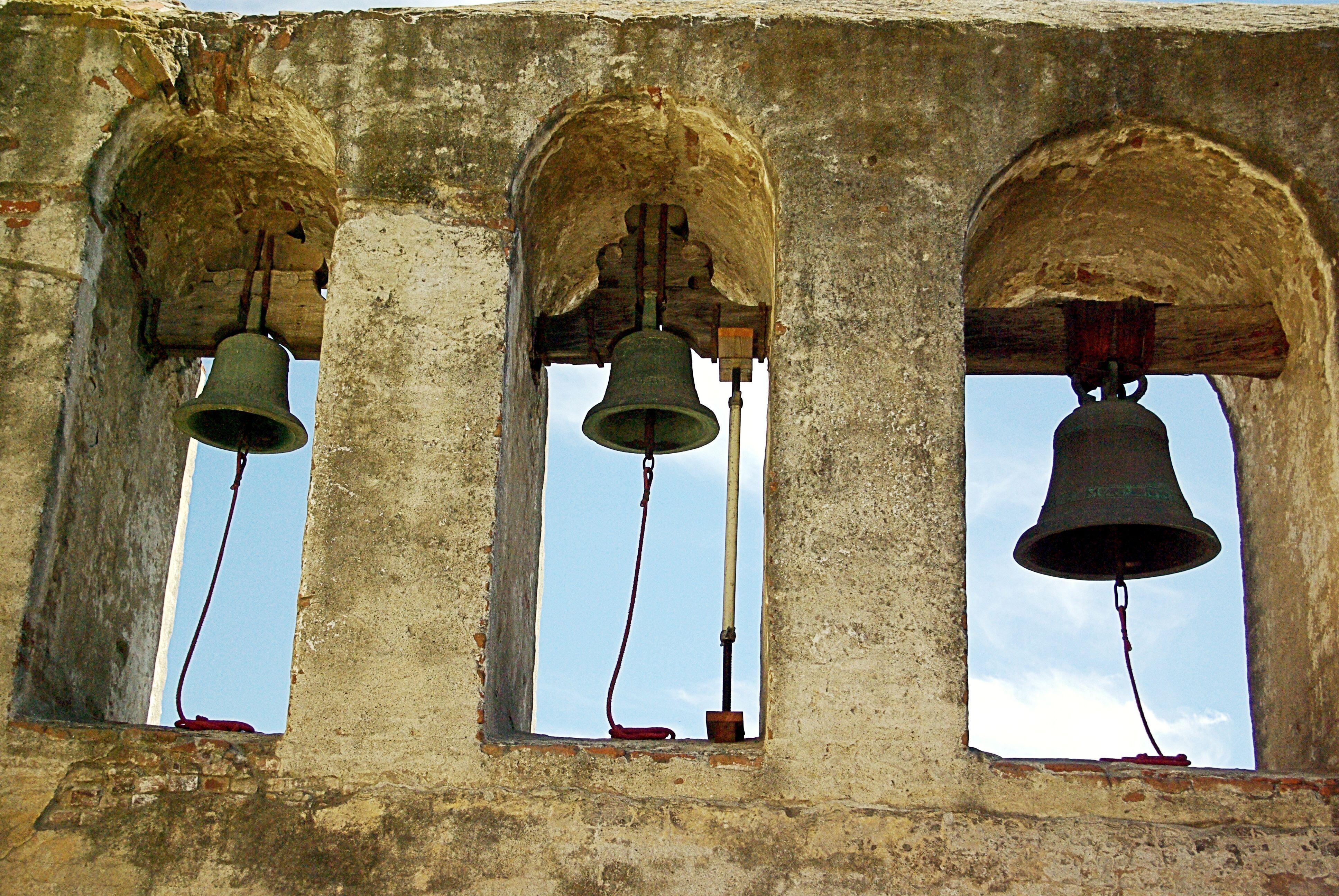 Mission Bells at San Juan Capistrano