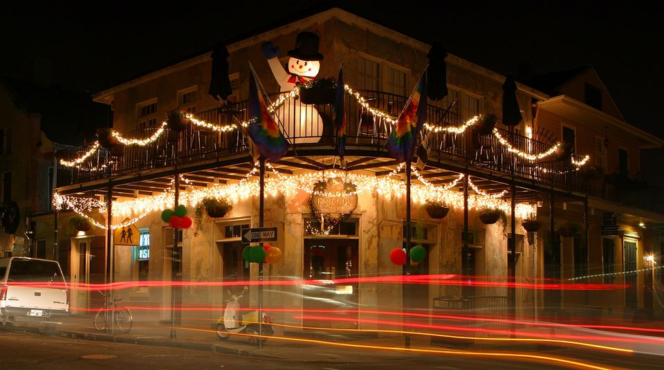 A Devastated New Orleans Copes With Holiday Season
