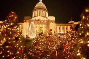 Christmas in Little Rock, Arkansas