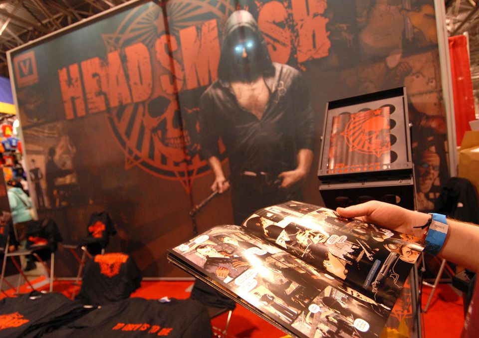 General view of The Vladar Company Presents: HEADSMASH Special Preview Edition At The 24th Annual Motor City Comic-Con at Suburban Collection Showplace on May 18, 2013 in Novi, Michigan.