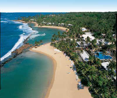 Hyatt Dorado Beach Aerial