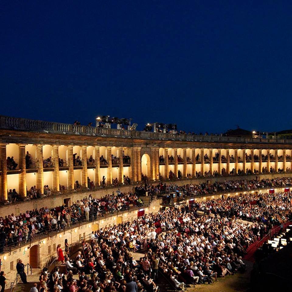 Macerata Opera Festival 2015