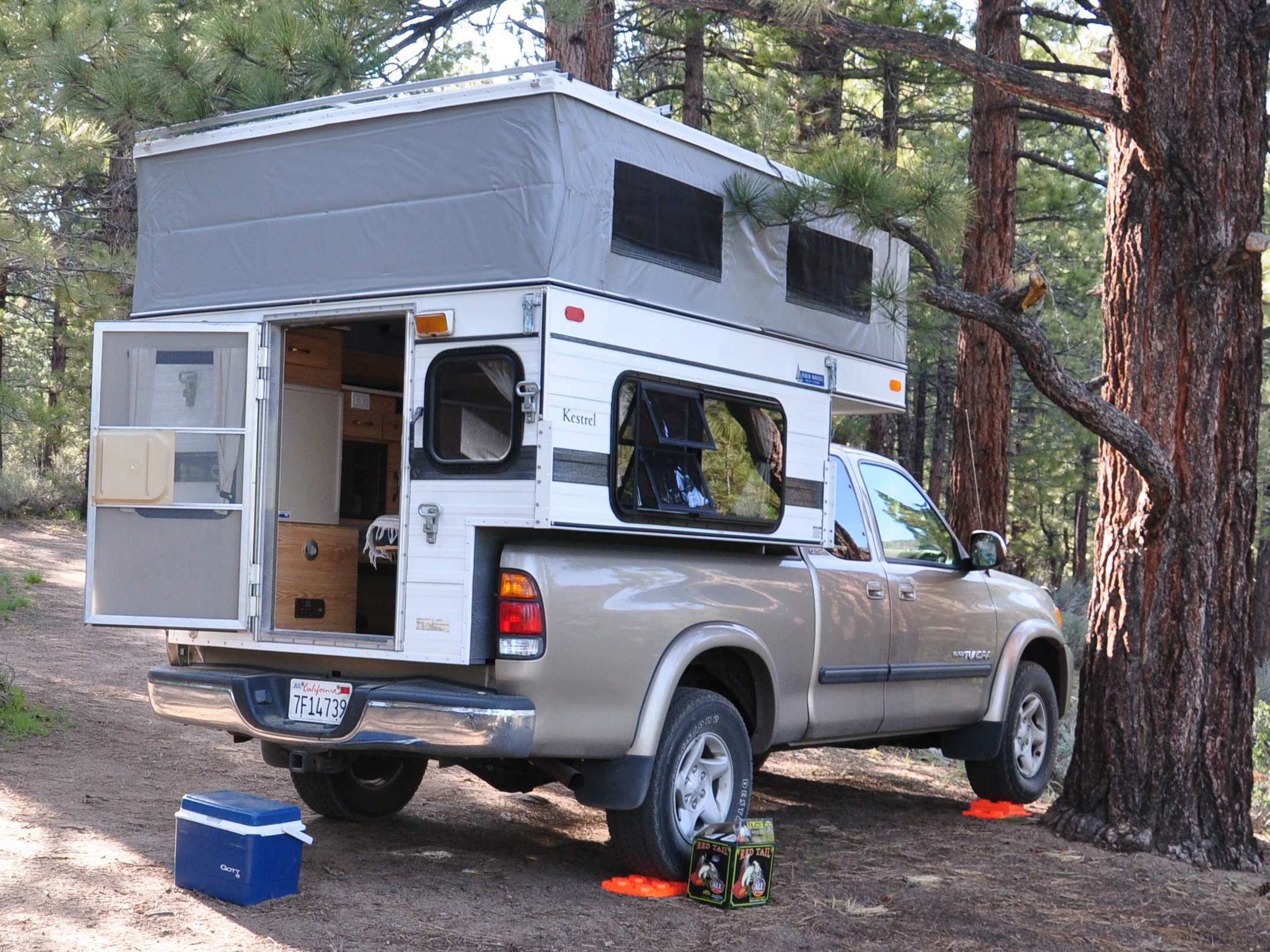 Four Wheel Pop-Up Campers Review