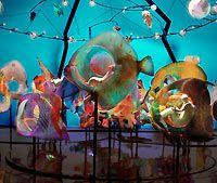 New York's SeaGlass Carousel