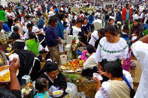 Day of the Dead in Ecuador
