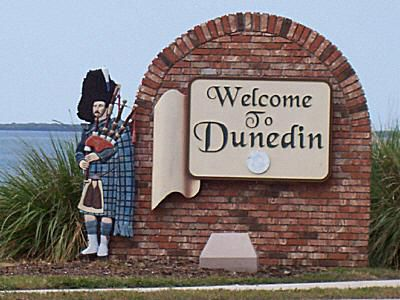The city of Dunedin is found in western Pinellas County.
