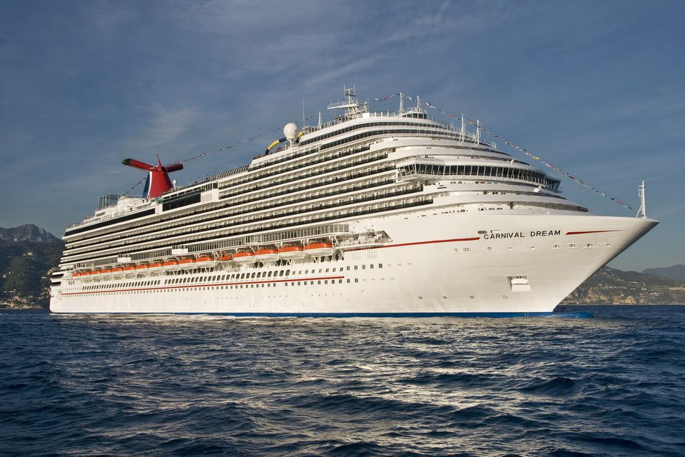 Carnival Dream Images Of Carnival Cruise Line Ship