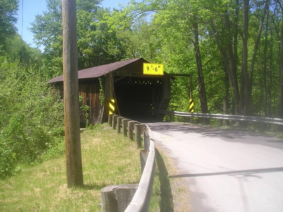 Riverdale Brücke