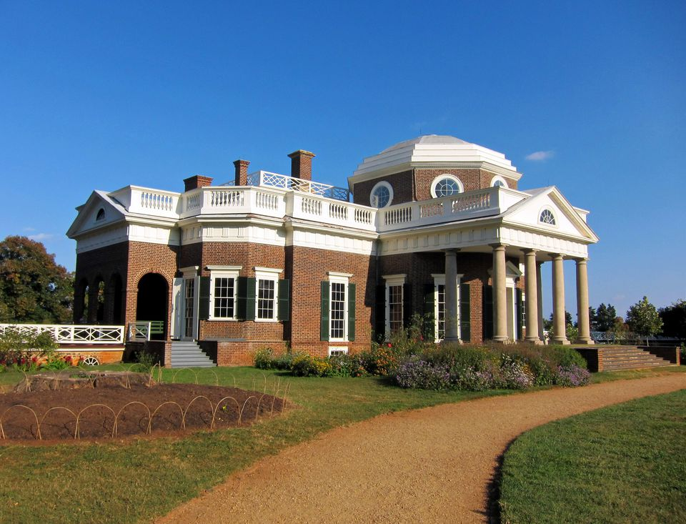 History Of Monticello Thomas Jefferson