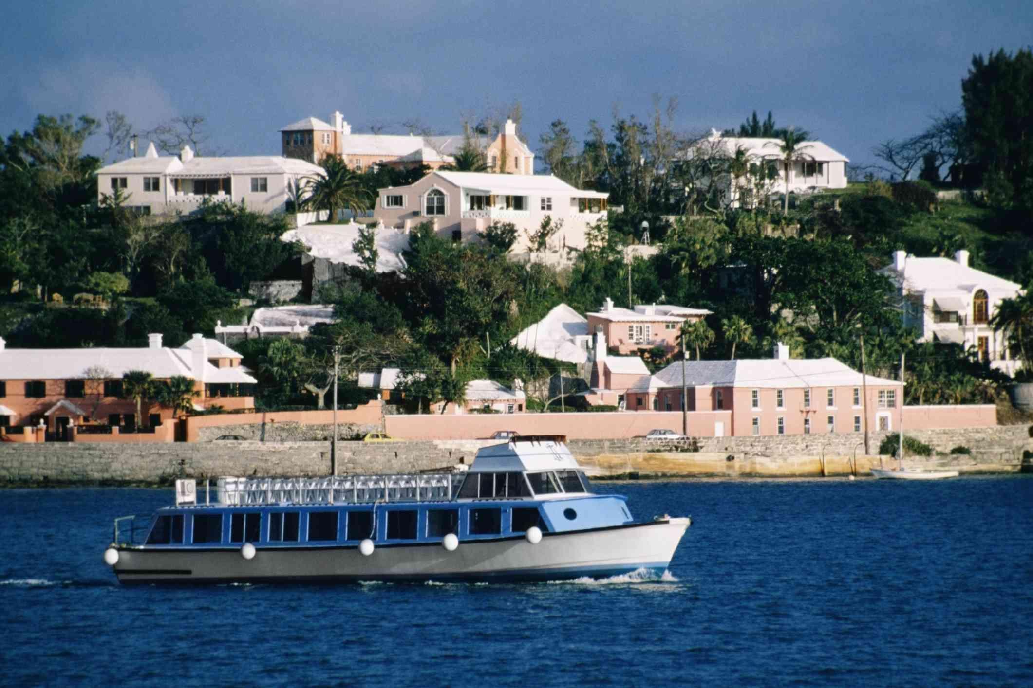 Glass Bottom Boat, Bermuda