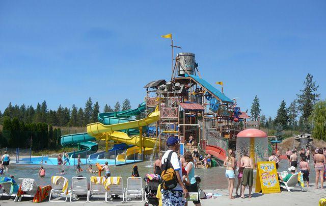 Polliwog Park at Boulder Beach Water Park