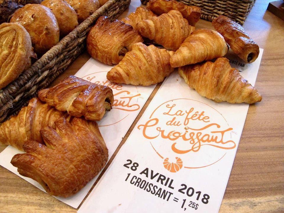 Fête du Croissant Flyer
