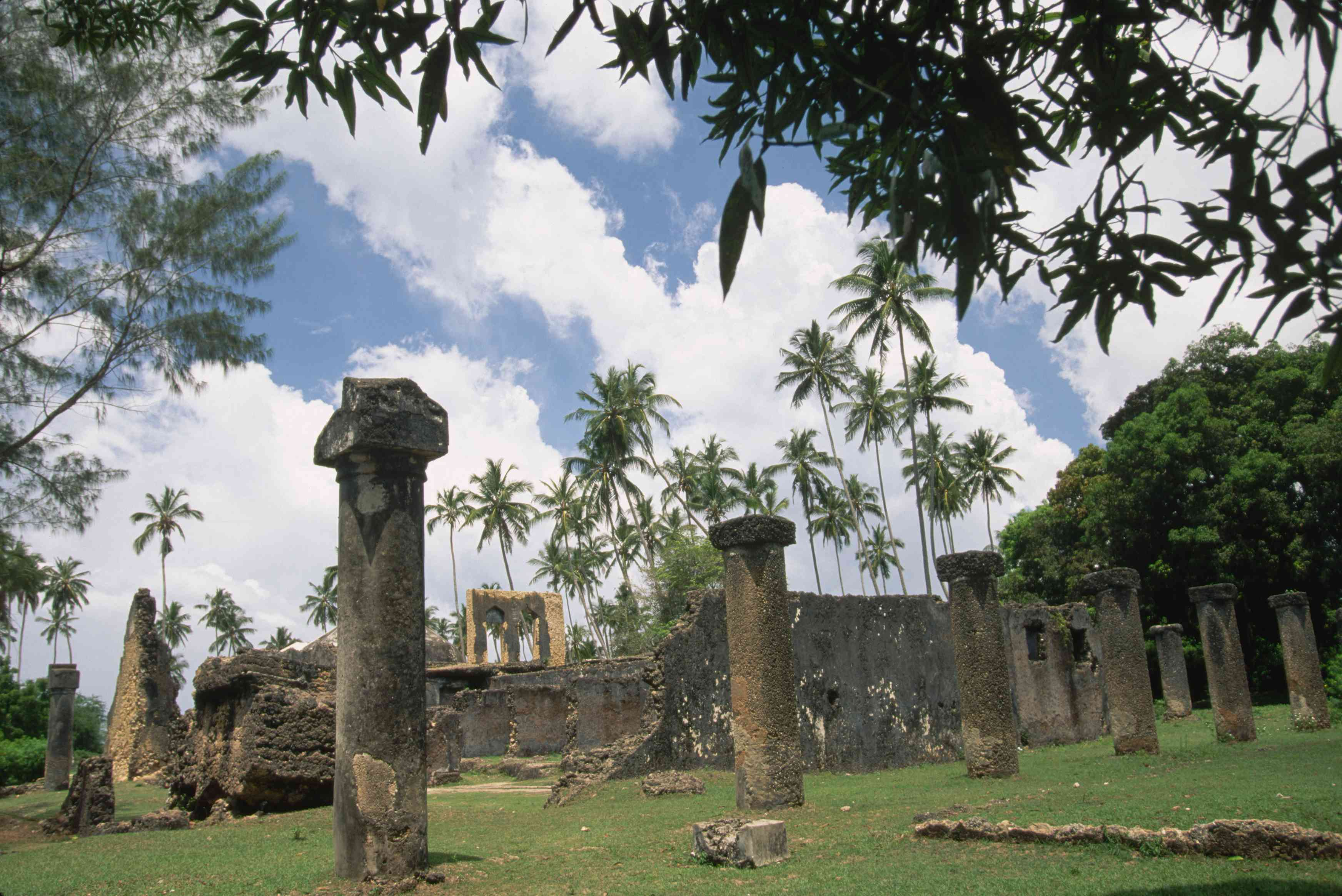 Harem Ruins