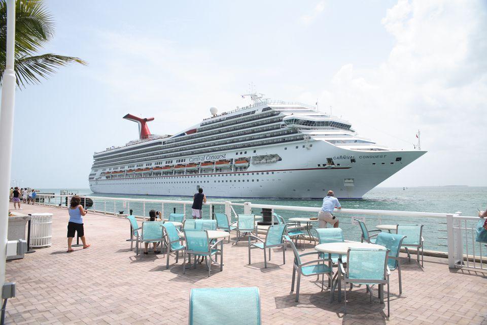 Cruising Key West