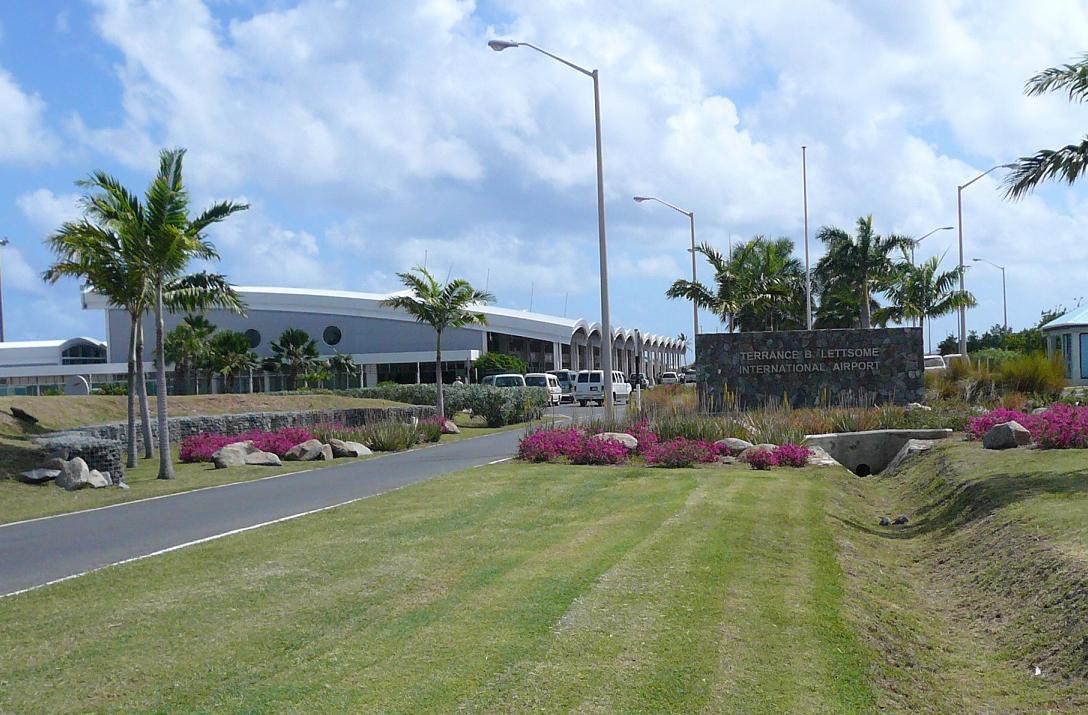 Terrance B. Lettsome International Airport