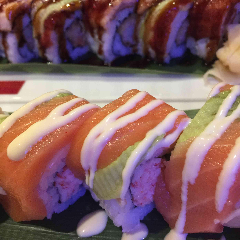 Anthem of the Seas izumi sushi