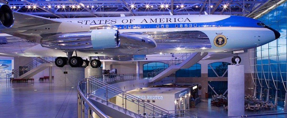 Reagan's Air Force One