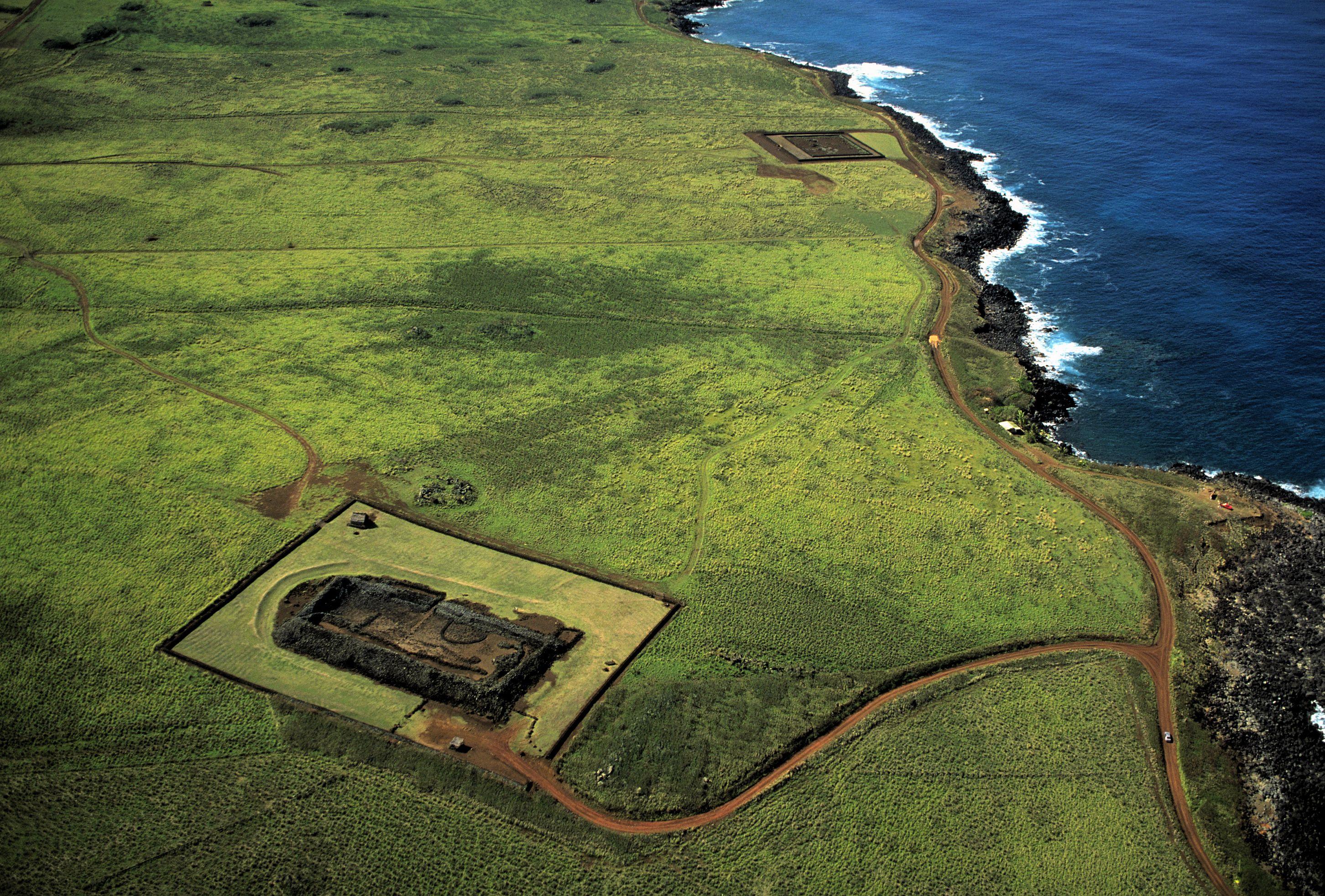 Mo'okini Heiau, North Kohala