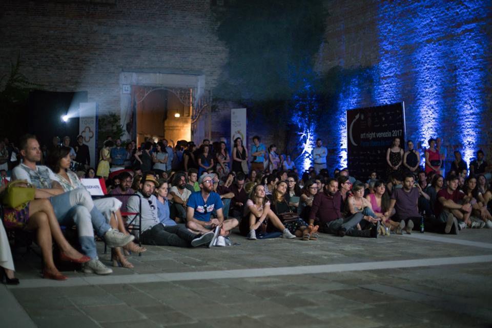 Noche de arte en Venecia