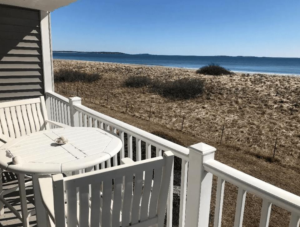 Ocean Front Condo