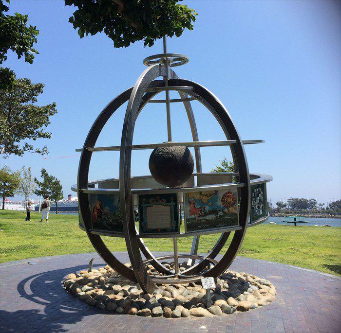 Long Beach Navy Memorial - Long Beach, CA